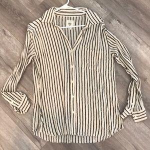 Billabong stripe woven
